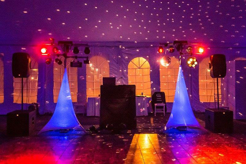 Madcap Milwaukee Professional Disc Jockey Wedding Photo